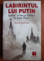 Steve LeVine - Labirintul lui Putin. Spioni, crime si teroare in noua Rusie