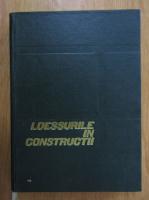 Anticariat: I. Antonescu, R. Bally - Loessurile in Constructii