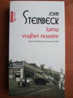 Anticariat: John Steinbeck - Iarna vrajbei noastre (Top 10+)