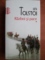 Anticariat: Lev Tolstoi - Razboi si pace (volumul 1, Top 10+)
