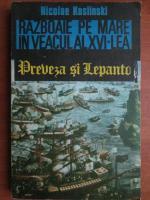 Anticariat: Nicolae Koslinski - Razboaie pe mare in veacul al XVI-lea