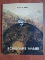 Anticariat: Nicolae Labis - Scrisoare mamei