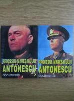 Procesul Maresalului Antonescu. Documente (volumele 1, 2)