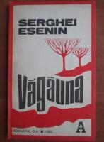 Anticariat: Serghei Esenin - Vagauna