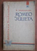 Anticariat: William Shakespeare - Romeo si Julieta