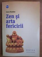 Anticariat: Chris Prentiss - Zen si arta fericirii