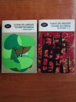 Anticariat: Coliba din padure. Ruguri pe zapada. Nuvele sovietice (2 volume)