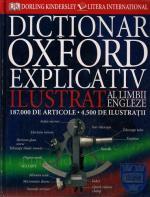 Anticariat: Dictionar Oxford explicativ ilustrat al limbii engleze
