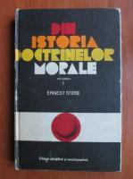 Anticariat: Ernest Stere - Din istoria doctrinelor morale (volumul 1)
