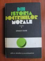 Ernest Stere - Din istoria doctrinelor morale (volumul 3)