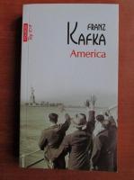 Anticariat: Franz Kafka - America (Top 10+)