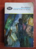 Anticariat: Iordan Datcu - Zburatorul. Balade culte romanesti