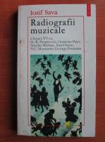 Anticariat: Iosif Sava - Radiografii muzicale