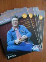 Anticariat: Jamie Oliver - Zile minunate cu bucatarul care se dezbraca de secrete (5 volume)