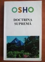 Anticariat: Osho - Doctrina suprema