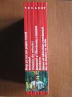 Radu Anton Roman - Biblioteca de bucate (7 volume)
