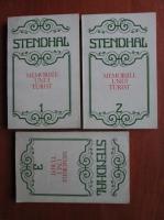 Anticariat: Stendhal - Memoriile unui turist (3 volume)