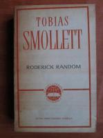 Anticariat: Tobias Smollett - Roderick Random