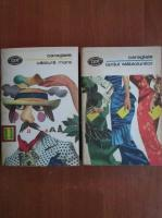 Anticariat: Ion Luca Caragiale - Caldura mare. Lantul slabiciunilor (2 volume)