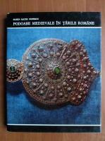 Anticariat: Marin Matei Popescu - Podoabe medievale in Tarile Romane