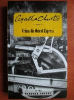 Anticariat: Agatha Christie - Crima din Orient Express