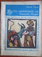 Anton Pann - Din nazdravaniile lui Nastratin Hogea