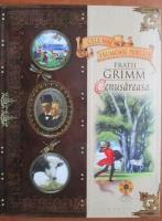 Anticariat: Colectia Cele mai frumoase povesti. Fratii Grimm, Cenusareasa nr. 2 (cu CD)