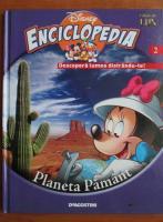 Anticariat: Enciclopedia Descopera lumea distrandu-te, volumul 2. Planeta Pamant