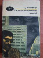 Anticariat: Georges Simenon - Trei camere in Manhattan. Motanul