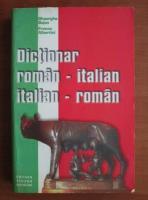 Gheorghe Bejan - Dictionar roman-italian, italian-roman