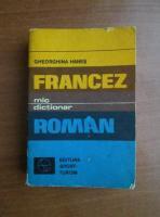 Anticariat: Gheorghina Hanes - Mic dictionar francez-roman
