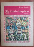 Anticariat: Ioan Slavici - Limir imparat. Povesti