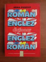 Anticariat: Irina Panovf - Dictionar roman-englez, englez-roman