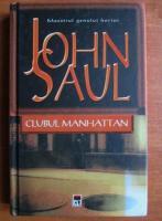 Anticariat: John Saul - Clubul Manhattan