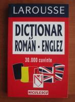 Anticariat: Larousse Dictionar roman-englez (30.000 cuvinte)