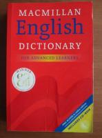 Anticariat: Macmillan English Dictionary for Advanced Learners