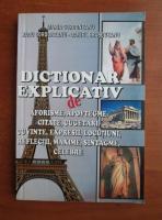 Maria Cordoneanu - Dictionar explicativ de aforisme, apoftegme, citate, cugetari, cuvinte, expresii, locutiuni, reflectii, maxime, sintagme celebre
