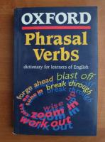 Oxford Phrasal Verbs. Dictionary for learners of English
