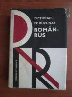 Anticariat: Victor Vascenco - Dictionar de buzunar roman-rus