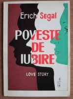 Anticariat: Erich Segal - Poveste de iubire