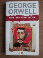 Anticariat: George Orwell - Nineteen Eighty Four