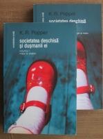 Anticariat: Karl R. Popper - Societatea deschisa si dusmanii ei (2 volume)