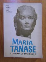 Anticariat: Petre Ghiata - Maria Tanase si cantecul romanesc