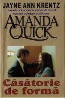 Amanda Quick - Casatorie de forma
