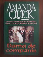 Anticariat: Amanda Quick - Dama de companie