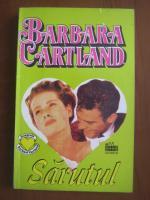 Barbara Cartland - Sarutul