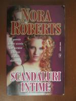 Anticariat: Nora Roberts - Scandaluri intime