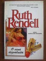 Ruth Rendell - O vina dezvaluita