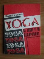 Anticariat: Alexandru Dobos - Yoga si locul ei in recuperare