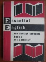 C. E. Eckersley - Essential English (book 2)